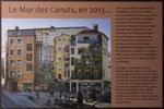 """Mur des Canuts"" 2013"