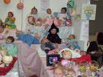 panoramica delle nostre bambole
