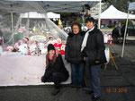 io, mia figlia Giordana e la nostra amica Maridol!