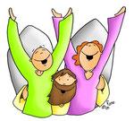 Dibujos De Fano Para Niños Y Catequistas Pater Noster