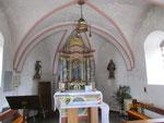 Altar, Kapelle Loogh