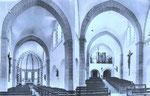 Innenansicht der Klosterkirche