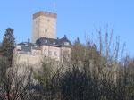 Burg Kerpen im Winter