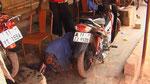 ...in einer Werkstatt in Ouagadougou