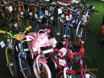 Kinderräder BBF und Panther