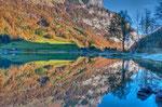 Nr. 14 Klöntalersee (Verkehrte Welt)