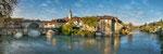 Nr. 6 Altstadt Bern mit Nydegg und Untertorbrücke