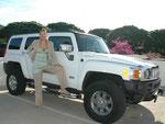 Maui im November - Begegnung mit dem Hummer