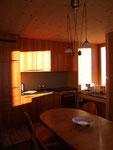 Küche im Morgenlicht