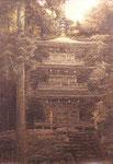 06 奥山義雄  静寂(明通寺)  (油) P50