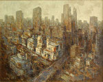 10 大野起生 都会の眺望 F30