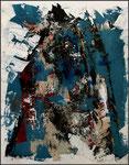Acrylique sur toile, 27X38
