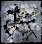 Acrylique sur toile, 60X60