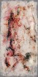 Acrylique sur toile, 40X80