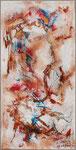 Acrylique sur toile, 18X35