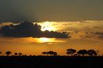Pôr/nascer do Sol
