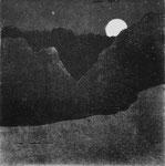 lever de lune V