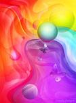 Rainbow world. 04-2012