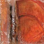 Farben des Südens, 40 x 40 cm,  Preis auf Anfrage
