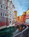 Venedig im Licht, 60 x 80 cm, Preis auf Anfrage