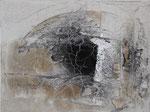 Sonne, Grissaille, 50 x 70 cm,  Preis auf Anfrage