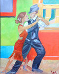 Tango Argentina, 60 x 80 cm, Preis auf Anfrage