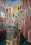 Venedig, 70 x50 cm, Preis auf Anfrage