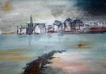 Blick am See, 50 x 60 cm, Preis auf Anfrage