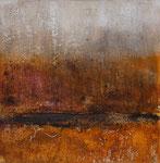 Landschaft, 40 x 40 cm,  Preis auf Anfrage