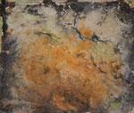 Erdspuren I, 50 x 60 cm,  Preis auf Anfrage