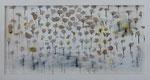 43 x 22 cm, Acryl/Tusche auf Karton