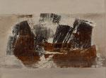 40 x 30 cm, Acryl auf Leinwand