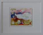 32 x 26 cm, Acryl auf Karton