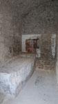 Fort Charlet - Intérieur d'une cellule