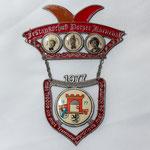 Porzer Dreigestirn 1977