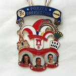 Porzer Dreigestirn 1999