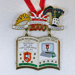 Porzer Dreigestirn 2000