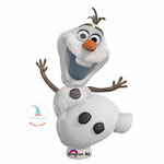"Folienballon ""Frozen Super Shape XL Olaf"" - 104cm  € 12,90"
