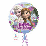 "Folienballon ""Frozen Happy Birthday"" - 45cm  € 5,90"