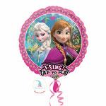 """Folienballon """"Frozen Jumbo Sing A Tune"""" - 80cm  € 22,90"""