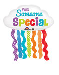 "Folienballon ""Wolke - For someone special"" Rückseite 70cm  -  € 12,90"