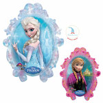 "Folienballon ""Frozen Super Shape XL"" - 78cm  € 12,90"