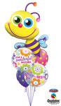 "Ballon-Bouquet ""Muttertag-Biene"" inkl. Gewicht  -  € 29,90"
