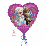 "Folienballon ""Frozen Love"" - 45cm  € 5,90"