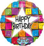 "Sing A Tune ""HB Star"" singt ""Happy Birthday to you""   - 70cm  € 19,90"