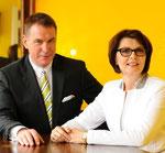 Das Berater-Paar Sigrid und Dieter A. Sonnenholzer