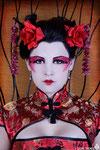MODEL: Diana R. MAKE UP: María Montero STYLIST: Jacq the Rimmel