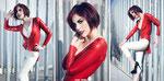 MODEL: Mery SP   MUAH: Alba de Soto   PHOTOGRAPHER ASSISTANT: Jose Ignacio Heras   DESIGNS: ASD Latex