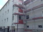 aktuelle Projekte: Wohnhausblock Sollenau