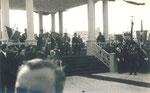 4 novembre 1933 – Brindisi,  giorno dell'inaugurazione del Monumento al Marinaio.